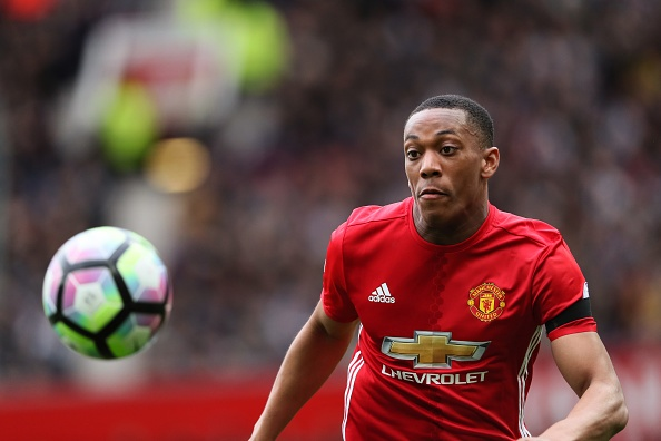 Tottenham vill fá Anthony Martial