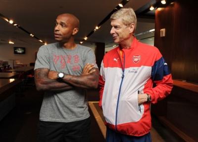 Wenger: Henry hefur burði til þess að ná árangri hjá Mónakó