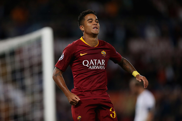 Justin Kluivert.