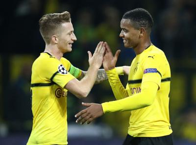 Leikmanni Dortmund dreymir um að spila fyrir Man Utd