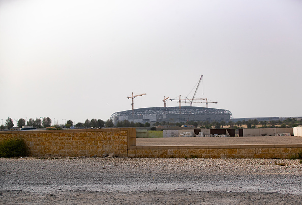 Liverpool leikur á þessum velli, Education City Stadium í Doha.