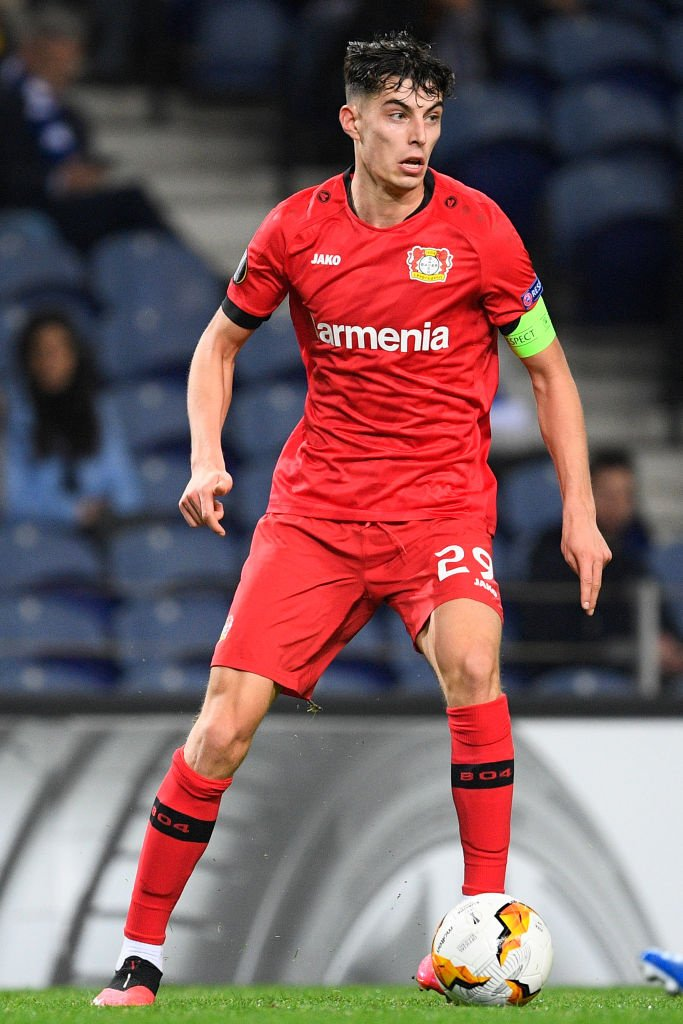 Fer Havertz til Chelsea?